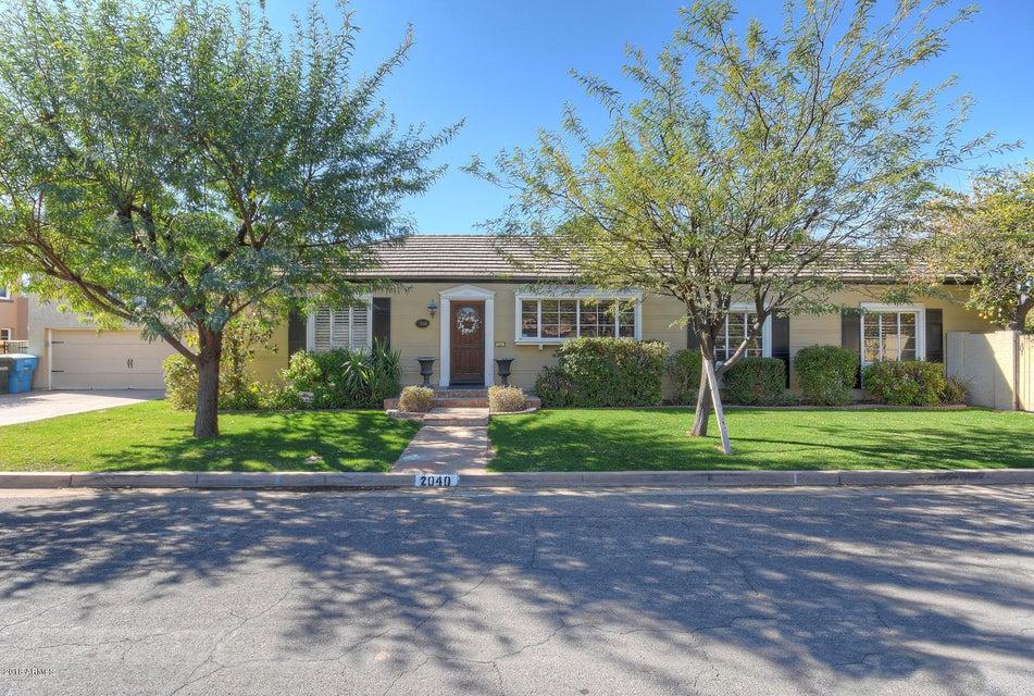 2040 N ALVARADO Road, Phoenix AZ 85004
