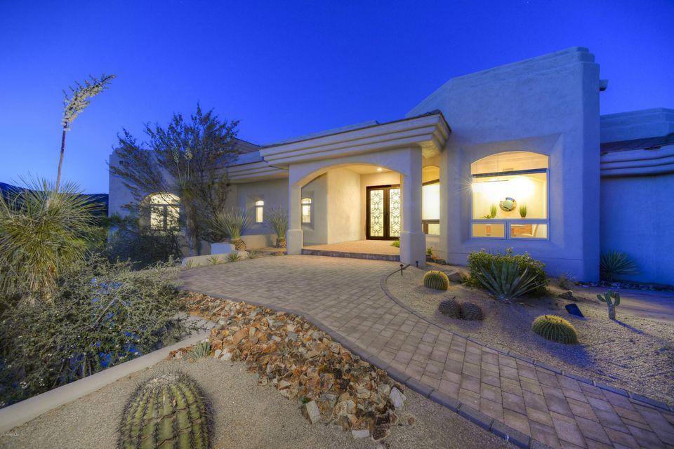 Photo of 11313 E MESQUITE Drive, Scottsdale, AZ 85262