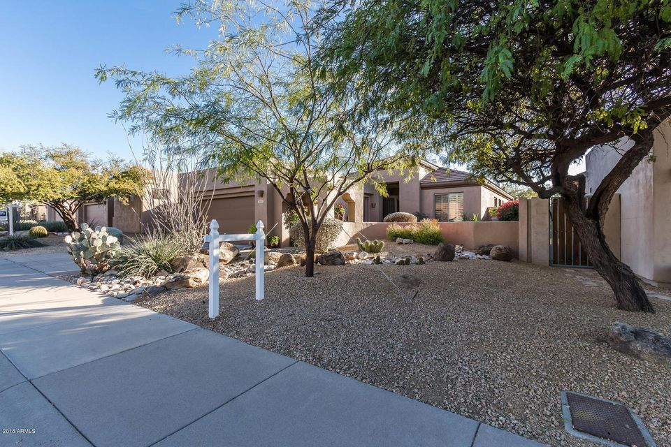 Photo of 6957 E SIENNA BOUQUET Place, Scottsdale, AZ 85266