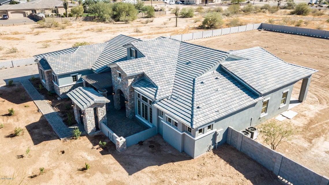 MLS 5718517 10317 W Calle Lejos --, Peoria, AZ 85383 Peoria AZ Newly Built