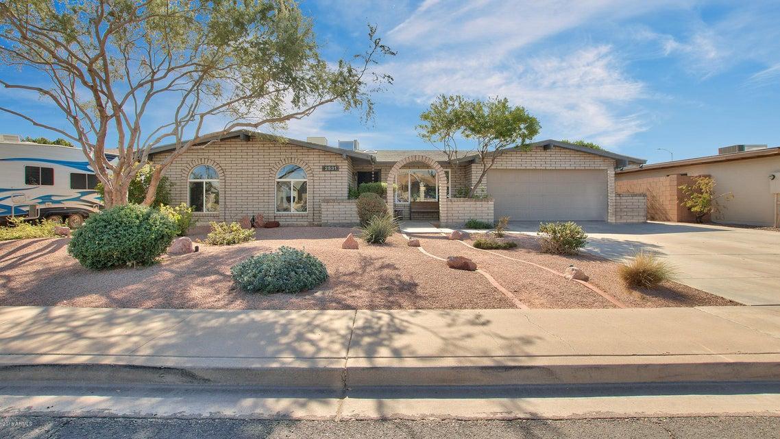 Photo of 2531 W OLLA Circle, Mesa, AZ 85202