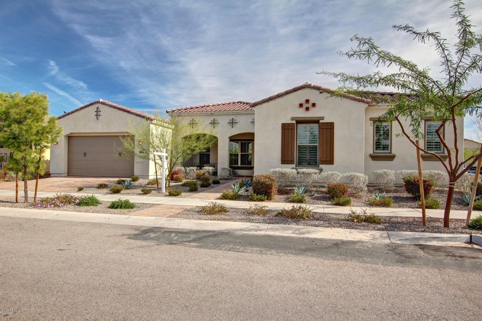 Photo of 4863 S EASTON Lane, Mesa, AZ 85212