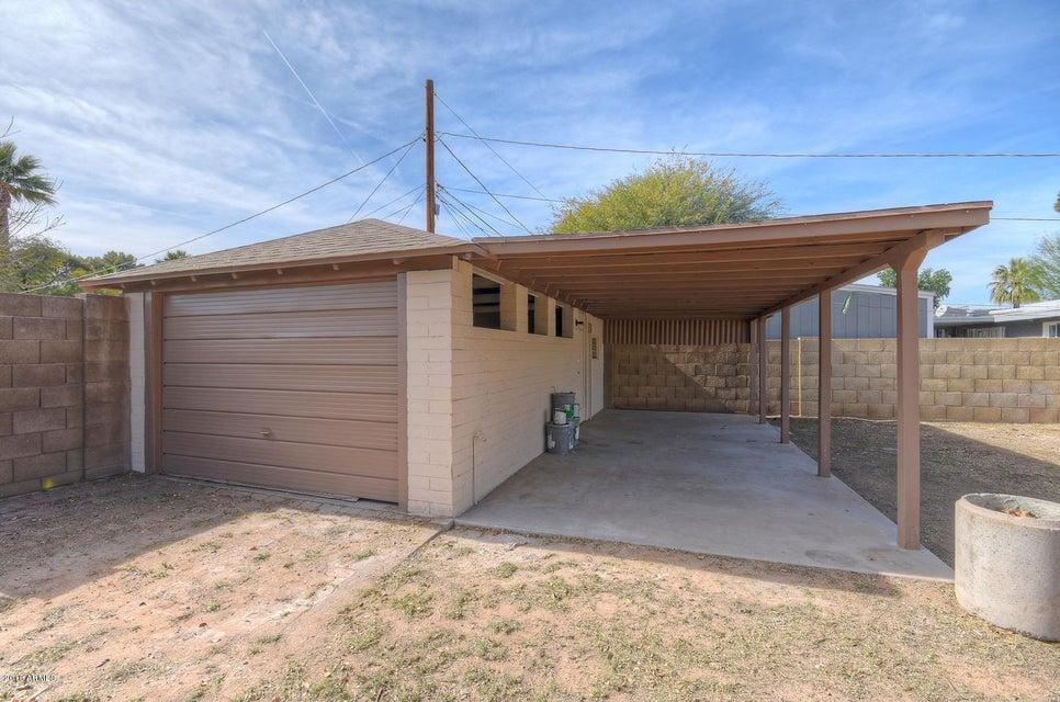 2747 E AMELIA Avenue Phoenix, AZ 85016 - MLS #: 5717493