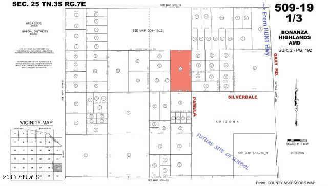 0 Silverdale Street Queen Creek, AZ 85142 - MLS #: 5719213