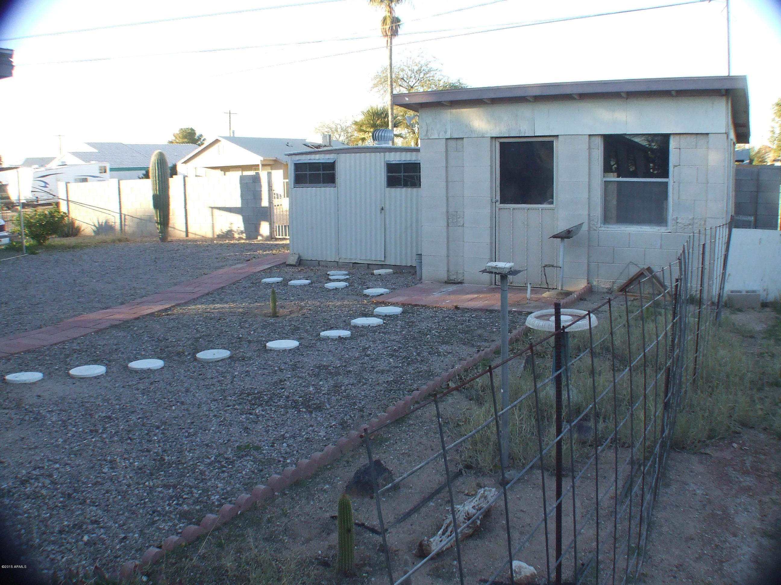 MLS 5720478 820 W MARTIN Road, Coolidge, AZ 85128 Coolidge AZ Three Bedroom