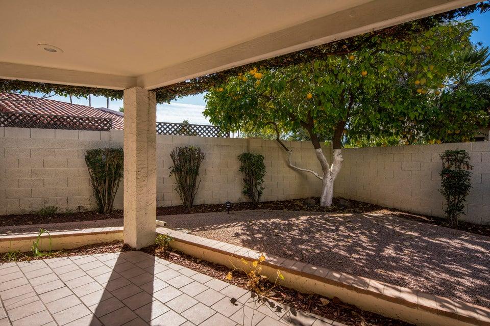8505 E SAN BERNARDO Drive Scottsdale, AZ 85258 - MLS #: 5720419