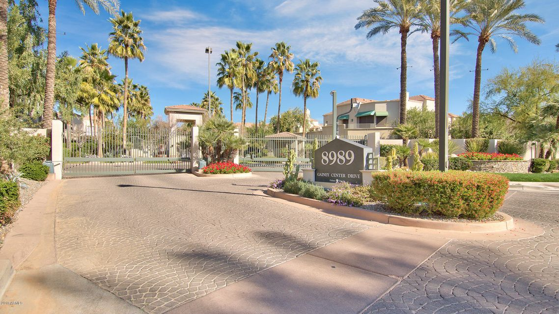 MLS 5719983 8989 N GAINEY CENTER Drive Unit 205, Scottsdale, AZ 85258 Scottsdale AZ Gainey Ranch