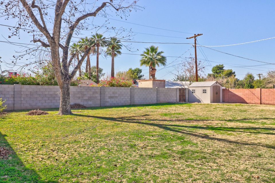 3609 E PICCADILLY Road Phoenix, AZ 85018 - MLS #: 5719835