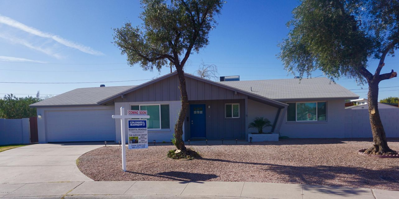 Photo of 723 E CAVALIER Drive, Tempe, AZ 85281