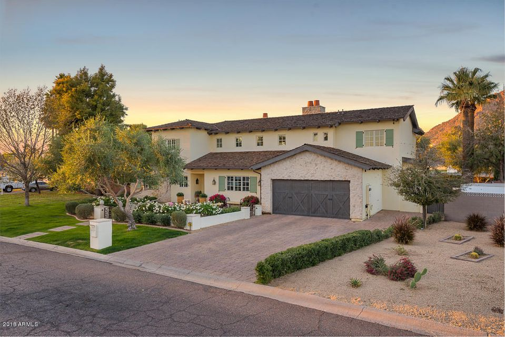 Photo of 5628 E MONTEROSA Street, Phoenix, AZ 85018