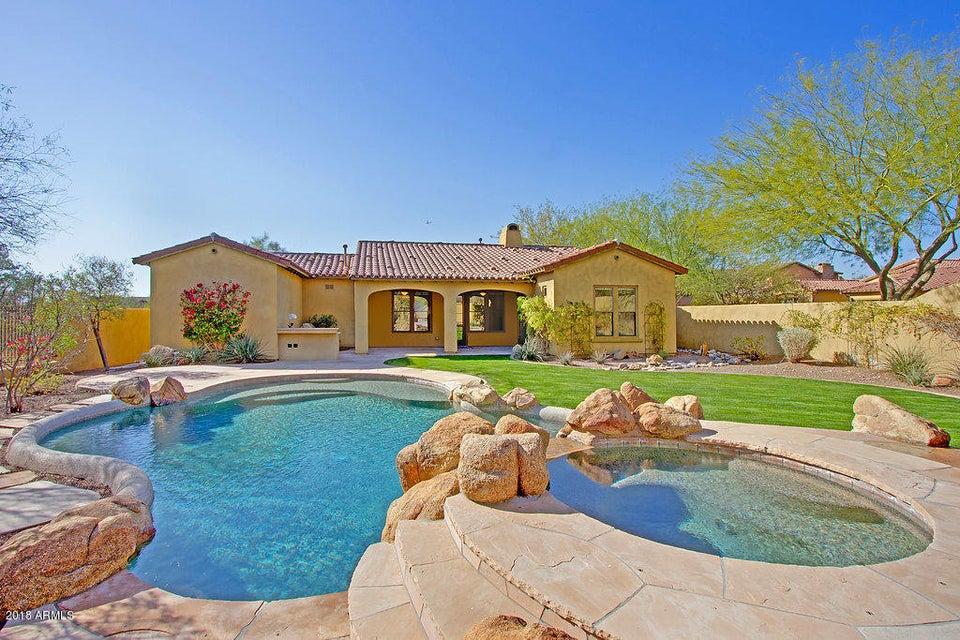 9441 E HERITAGE TRAIL Drive Scottsdale, AZ 85255 - MLS #: 5720560