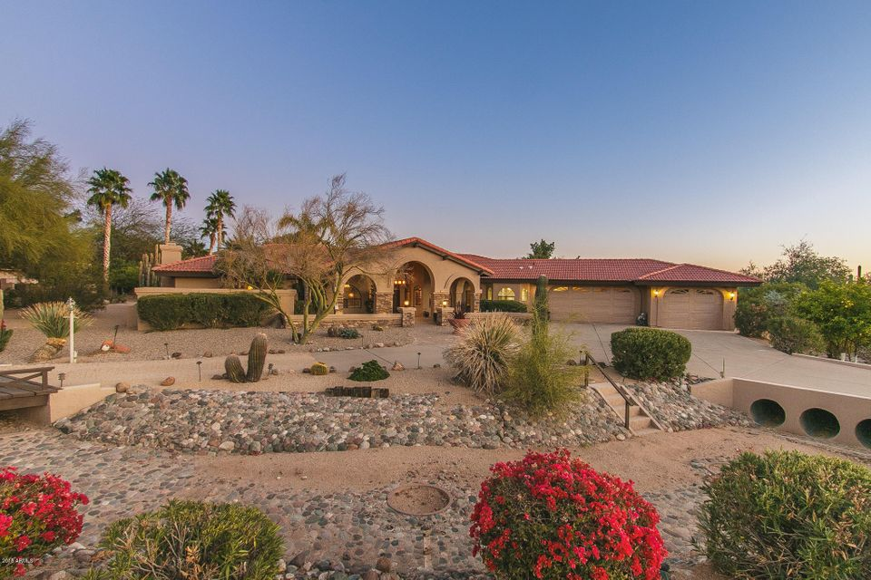MLS 5721491 8121 E CONQUISTADORES Drive, Scottsdale, AZ 85255 Scottsdale AZ Pinnacle Peak Estates