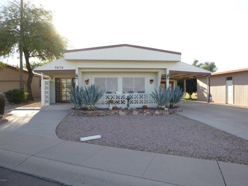 Photo of 5679 E HERMOSA VISTA Drive, Mesa, AZ 85215