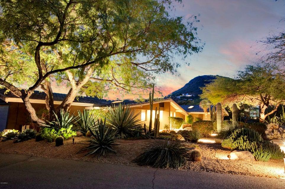 4531 E QUARTZ MOUNTAIN Road Paradise Valley, AZ 85253 - MLS #: 5717634