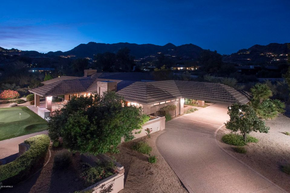 Single Family Home for Sale at 7100 N 46th Place 7100 N 46th Place Paradise Valley, Arizona,85253 United States
