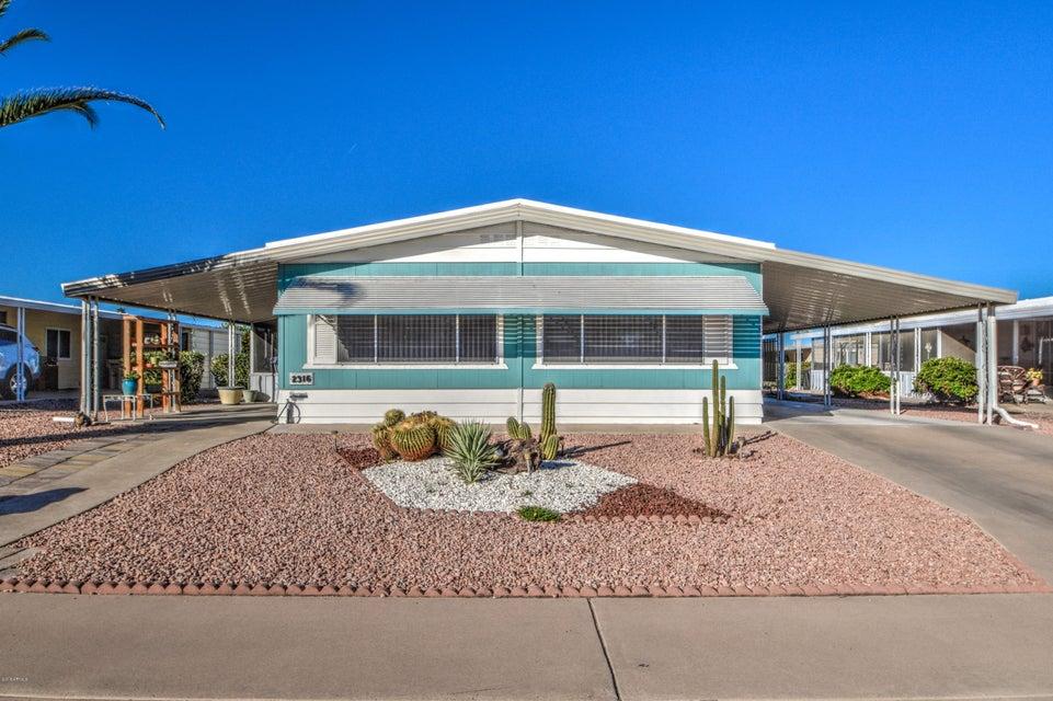 Photo of 2316 N DEMARET Drive, Mesa, AZ 85215