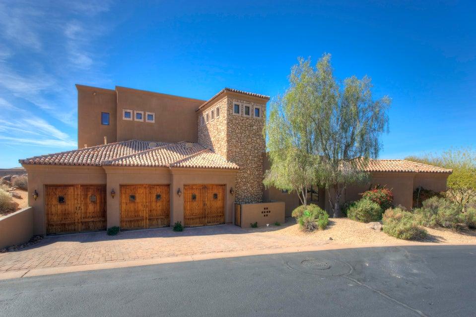 MLS 5722138 10629 E Troon North Drive, Scottsdale, AZ 85262 Scottsdale AZ Talus