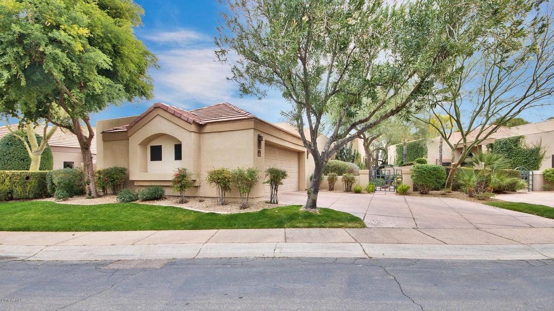 7740 E GAINEY RANCH Road Unit 55, Scottsdale AZ 85258