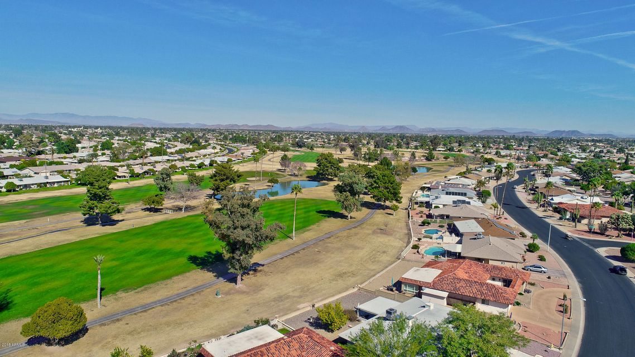 MLS 5723418 10516 W CAMEO Drive, Sun City, AZ 85351 Sun City AZ Golf