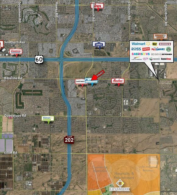 2043 S ELLSWORTH Road Mesa, AZ 85209 - MLS #: 5723461