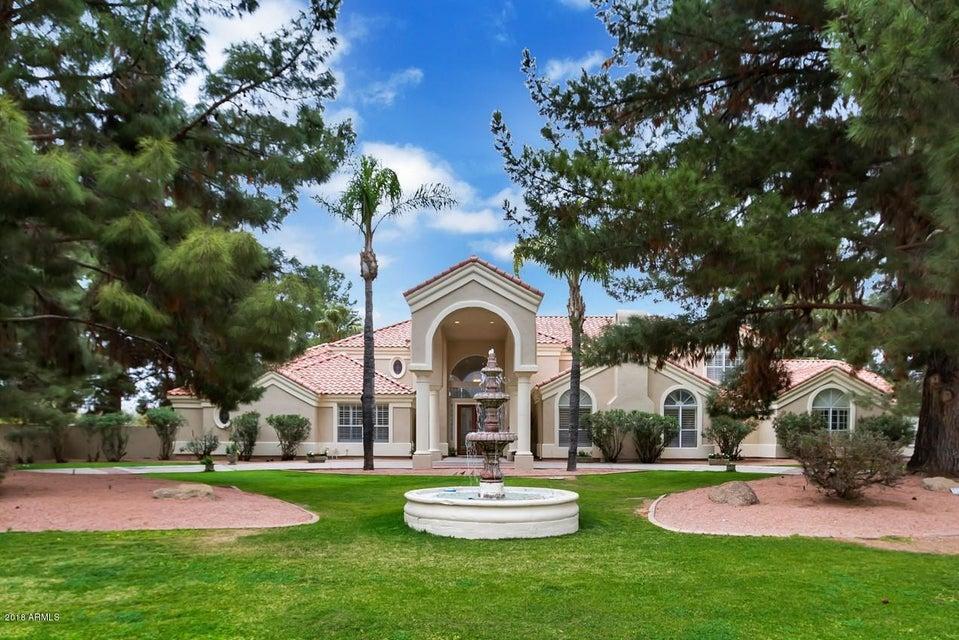 7158 E CABALLO Circle, Paradise Valley AZ 85253