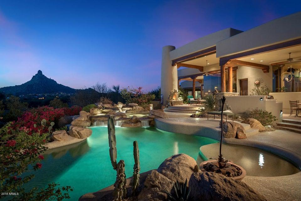MLS 5724262 10596 E Yearling Drive, Scottsdale, AZ 85255 Scottsdale AZ Troon Village