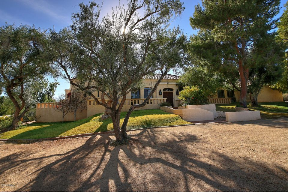 6527 E HUMMINGBIRD Lane, Paradise Valley AZ 85253