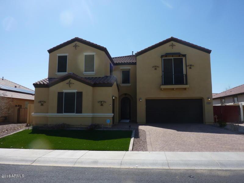 MLS 5715711 18459 W Carol Avenue, Waddell, AZ Waddell AZ Private Pool