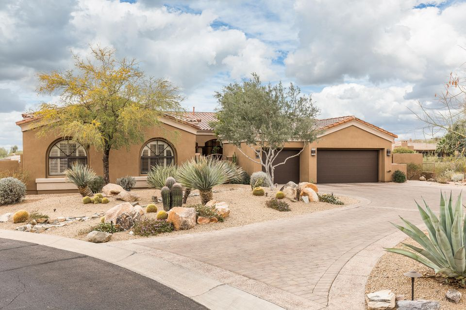MLS 5724740 16334 N 110TH Street, Scottsdale, AZ 85255 Scottsdale AZ McDowell Mountain Ranch