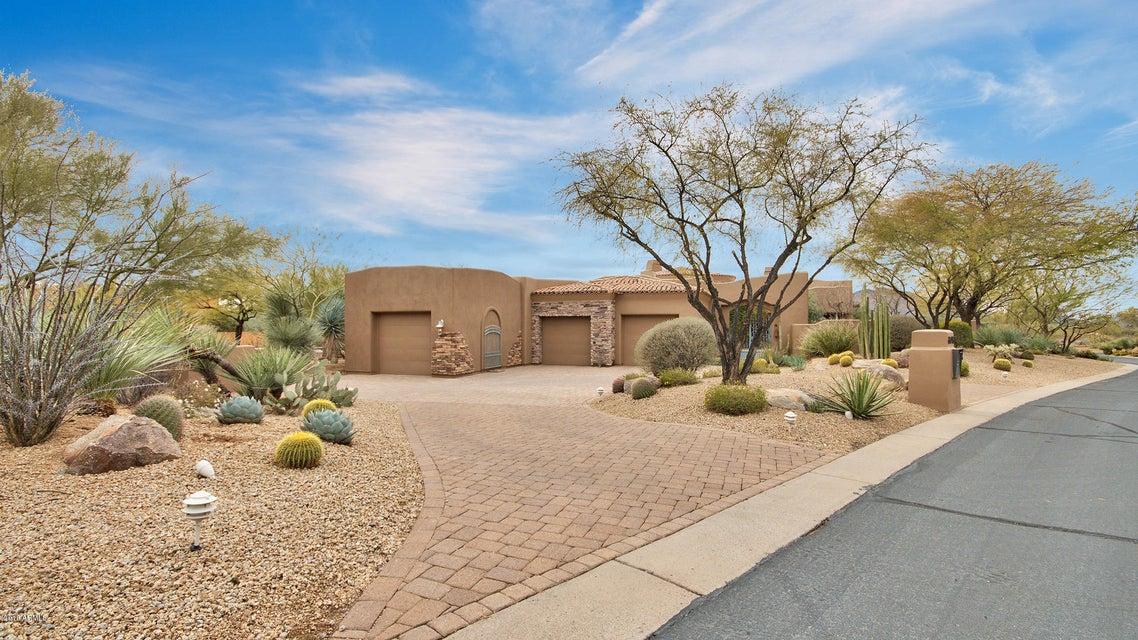 8645 E STAGHORN Lane, Scottsdale AZ 85266