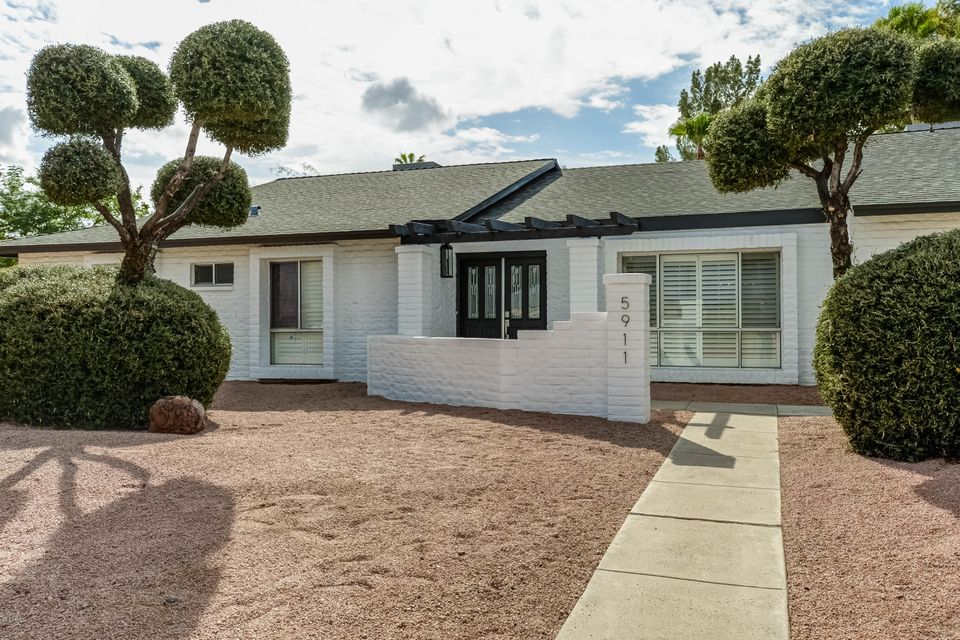 5911 E SWEETWATER Avenue, Scottsdale AZ 85254