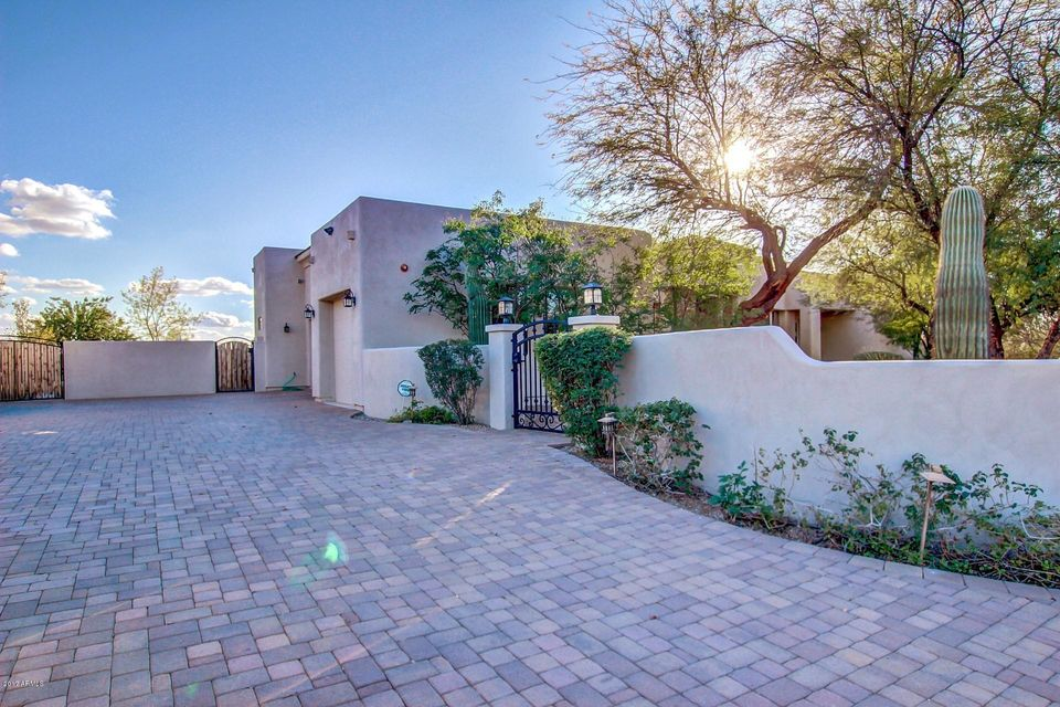 MLS 5729373 12425 E Gold Dust Avenue, Scottsdale, AZ 85259 Scottsdale AZ Metes And Bounds