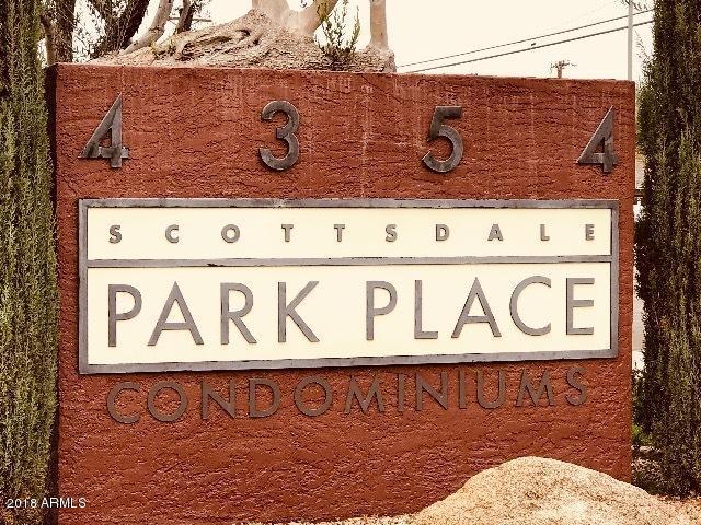 MLS 5724717 4354 N 82ND Street Unit 266, Scottsdale, AZ 85251 Scottsdale AZ Health Facility