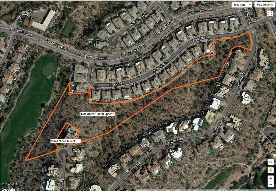 13641 N CATCLAW Court Fountain Hills, AZ 85268 - MLS #: 5655627