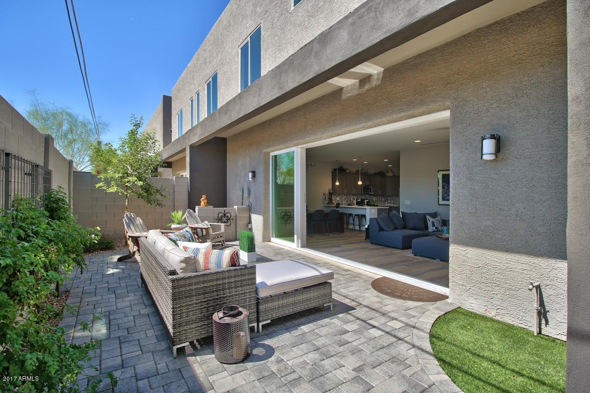 2315 E PINCHOT Avenue Unit 127 Phoenix, AZ 85016 - MLS #: 5725745