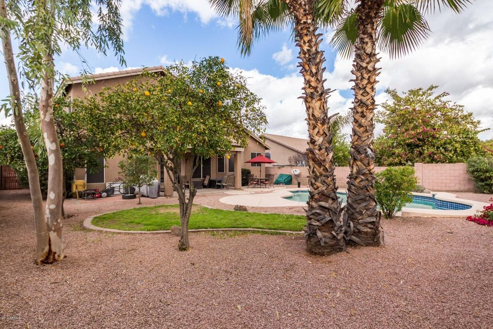1375 S HONEYSUCKLE Court Gilbert, AZ 85296 - MLS #: 5661785