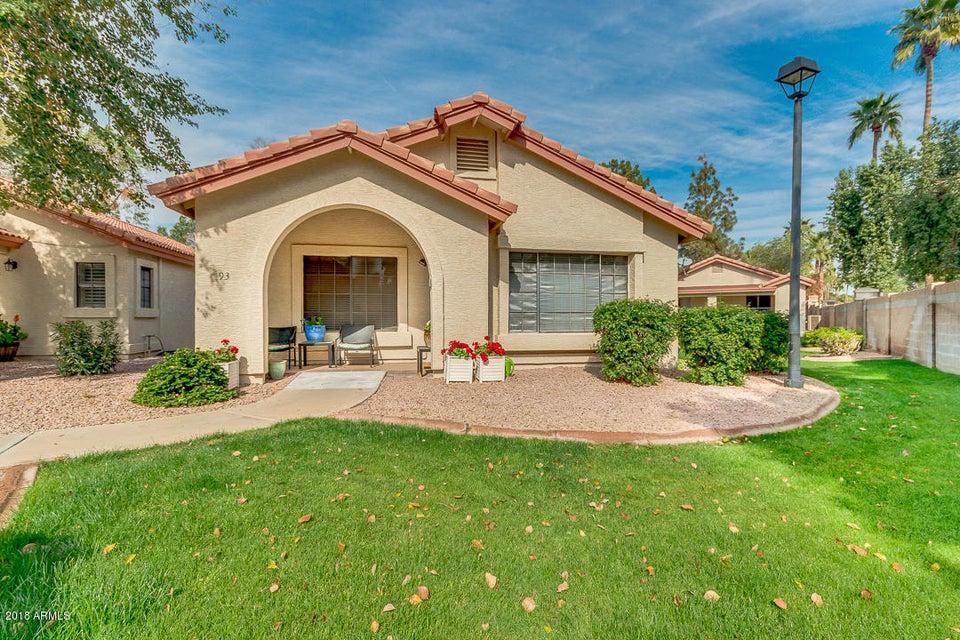 Photo of 1120 N VAL VISTA Drive #93, Gilbert, AZ 85234