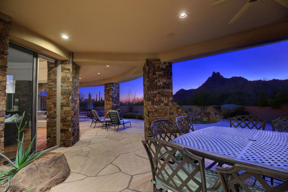Single Family Home for Sale at 27264 N 103rd Way 27264 N 103rd Way Scottsdale, Arizona,85262 United States