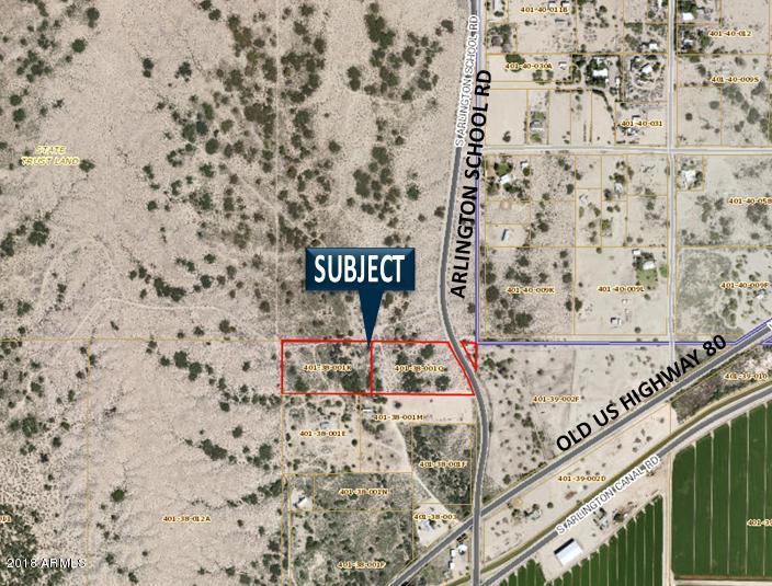 13950 S Arlington School Road Arlington, AZ 85322 - MLS #: 5726173