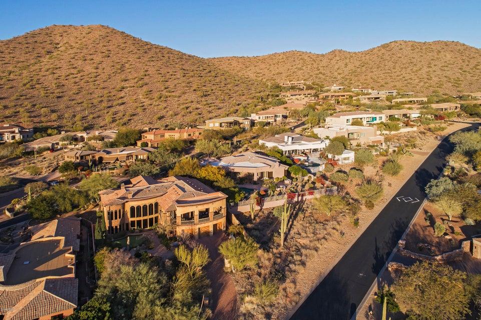 MLS 5727241 11861 E DESERT TRAIL Road, Scottsdale, AZ 85259 Scottsdale AZ Ancala