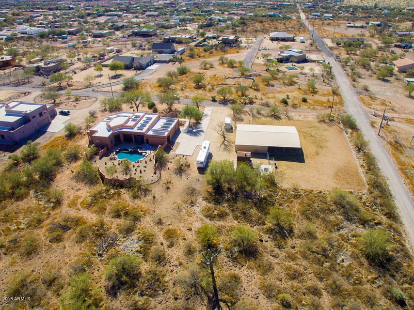 MLS 5726507 1014 E GAFFNEY Road, New River, AZ 85087 New River AZ Private Pool