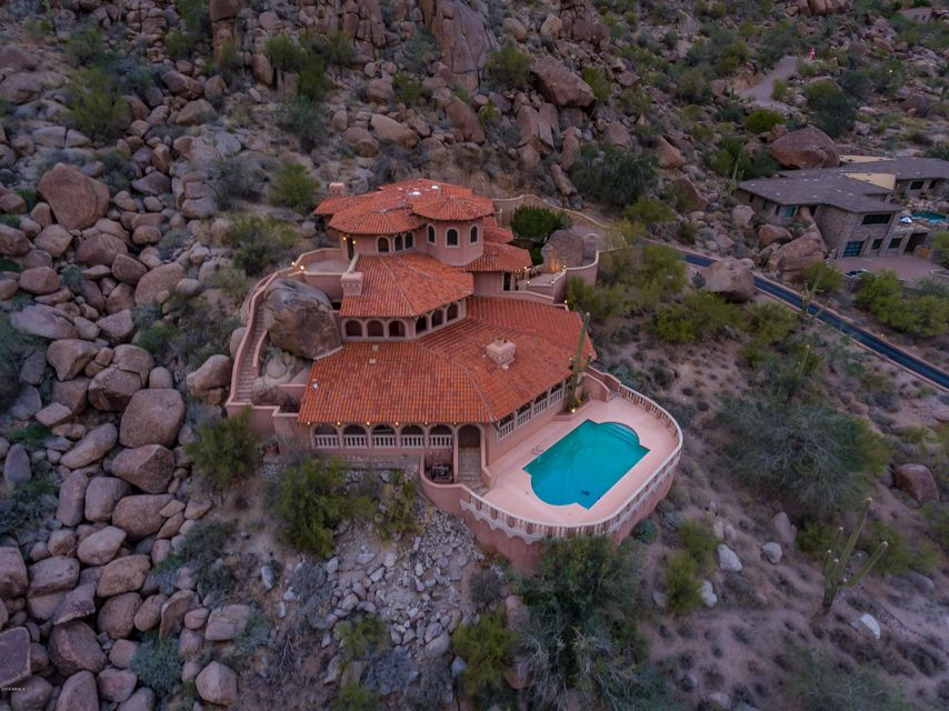 MLS 5726500 6948 E Stagecoach Pass Road, Carefree, AZ 85377 Carefree AZ Private Pool