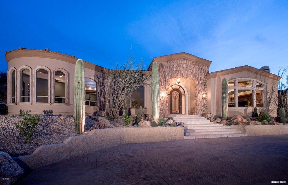 4141 E LAKESIDE Lane, Paradise Valley AZ 85253