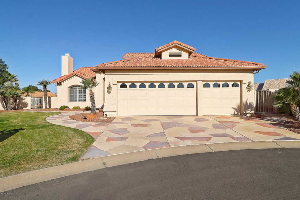 MLS 5738963 11116 E Sunnydale Court, Sun Lakes, AZ 85248 Sun Lakes AZ Near Water