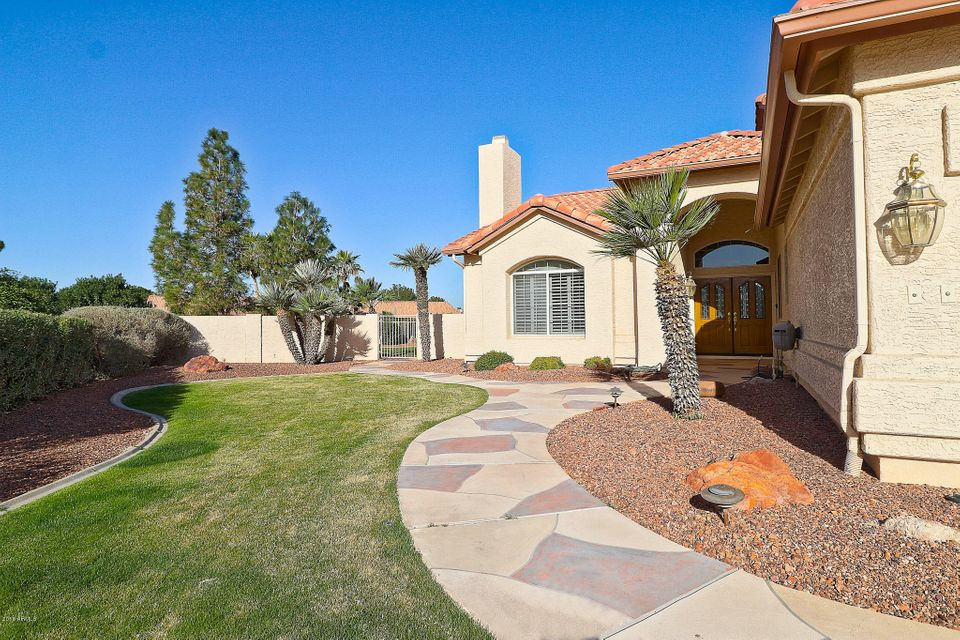 MLS 5738963 11116 E Sunnydale Court, Sun Lakes, AZ 85248 Sun Lakes AZ Gated