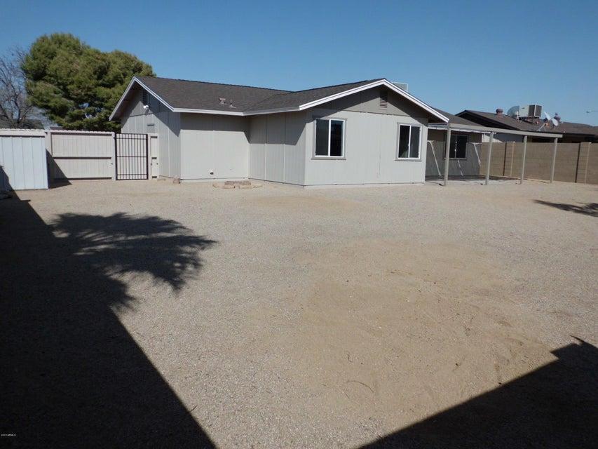4721 W LAVEY Road Glendale, AZ 85306 - MLS #: 5727345