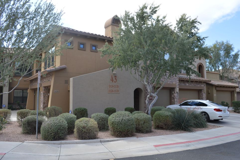 21320 N 56TH Street Unit 2126 Phoenix, AZ 85054 - MLS #: 5727683