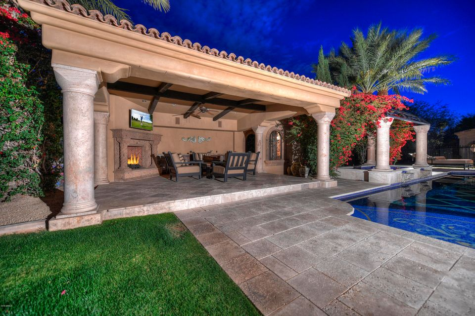 MLS 5728273 5035 N INVERGORDON Road, Paradise Valley, AZ 85253 Paradise Valley AZ Luxury