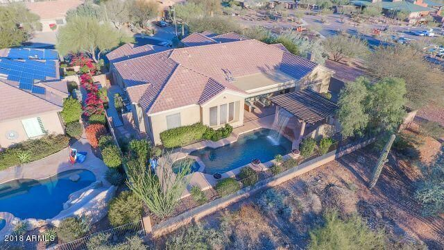 MLS 5728822 41606 N SIGNAL HILL Court, Anthem, AZ 85086 Anthem AZ Tennis Court