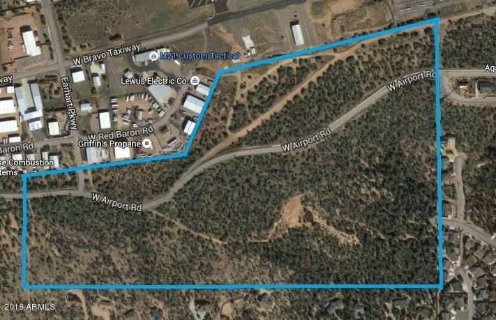 1300 W Airport Road Payson, AZ 85541 - MLS #: 5728610